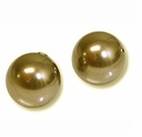 12mm Antique Brass Swarovski 5810 Crystal Pearls (1PC)