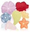 Lucite Flower Beads