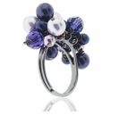 Purple Passion Ring Design Jewelry Kit