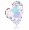 Swarovski Devoted 2U Heart Pendants 6261