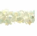 Moonstone Chinese (IM) Bead Chips 36 Inch Strand