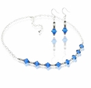 Swarovski Sapphire and Pearls Jewelry Design Kit