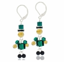 Dancing Irish Earring Design Kit