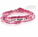 Hope Awareness Cord Bracelet Jewelry Design Kit
