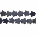 Blue Goldstone 8mm Star Beads 16 Inch Strand