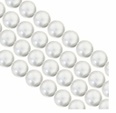 White 6mm South Sea Pearls 16-Inch Strand