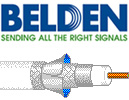 Belden 7916A RG6 Quad Shield Cable Bulk 500 Ft Sweep tested  - 3 GHz