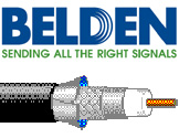 Belden 7915A Duobond Plus® Shield RG6 Coaxial Cable  - 3GHz
