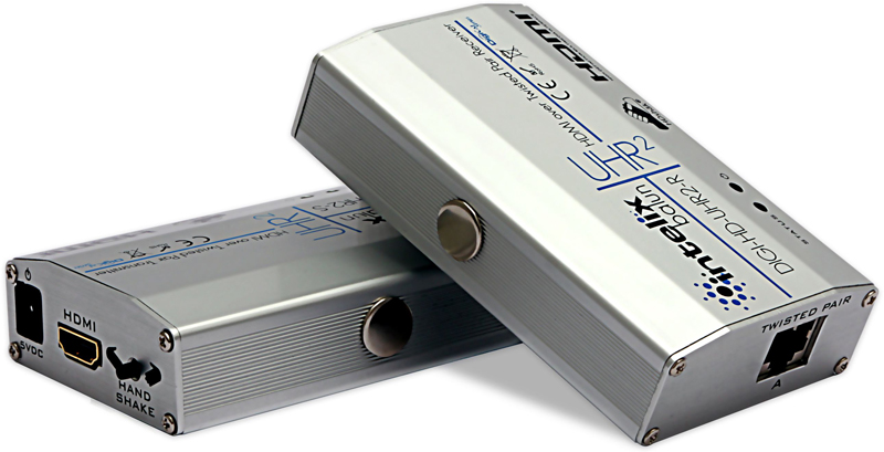 Intelix DIGI-HD-UHR2 HDMI Twisted Pair Balun (Set)