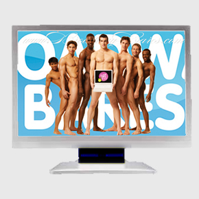 BROADWAY BARES 19: CLICK IT! MICROSOFT WINDOWS� SCREEN SAVER