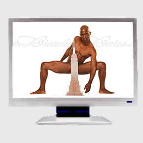 BROADWAY BARES COLLAGE MICROSOFT WINDOWS� SCREEN SAVER