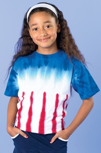 Kids Tye Dye T-shirt - New Glory Tee