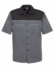Premium Quality Shirt Mens Cotton Circuit Sports Racing Camp Shirt