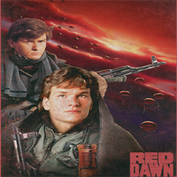 Red Dawn Shirts