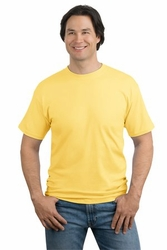Tall T-shirt - Mens Yellow