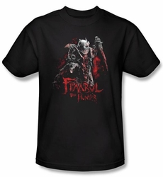 The Hobbit Shirt Movie Unexpected Journey Fimbul The Hunter Adult Tee