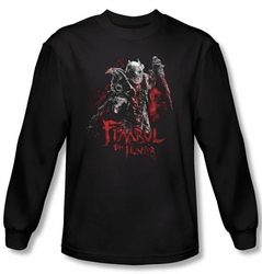 Hobbit Shirt Movie Unexpected Journey Fimbul The Hunter Long Sleeve