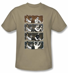 Axe Cop Kids T-Shirt - Axe Cop Team Up Comic Book Sand Tee Shirt Youth