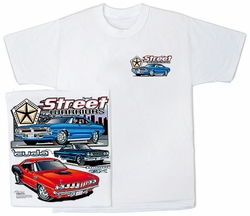 Chrysler T-shirts