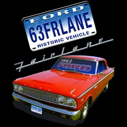 Ford Fairlane Shirts
