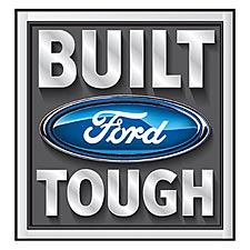 Built Ford Tough T-shirts