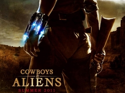 Cowboys & Aliens T-Shirts