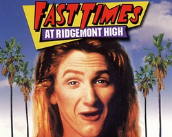 Fast Times At Ridgemont High T-Shirts