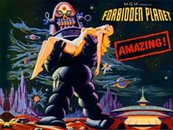 Forbidden Planet T-Shirts