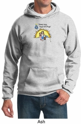 Adults Against Drugs Hoodie Sweatshirt Hugs Not Drugs Hoody