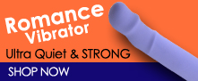 Romance Vibrator Quiet and Powerful