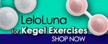 Lelo Luna - Balls for Vaginal Exercises