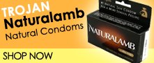 Trojan Naturalamb Lamb Skin Condoms