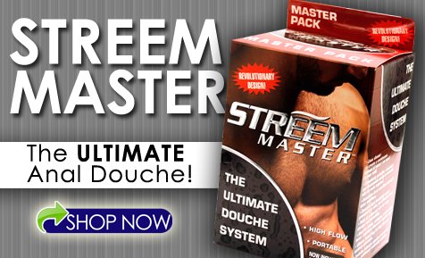 The Streem Master Enema Kit