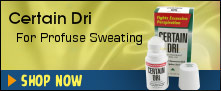 Certain Dri Super Strong Antiperspirant