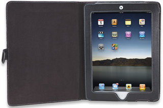 Premium iPad Leather Case for iPad 2 models, Manhattan 450225