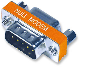 Null Modem Adapters
