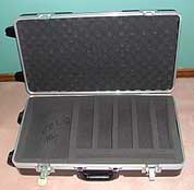 Hard Case for 5 CBL2Gs, TI-80 Series Graphing Calculators, and Probes Image