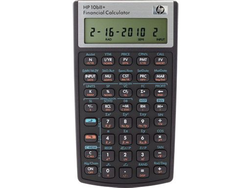 hewlett-packard-hp-10bii-plus-financial-calculator