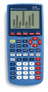Image of Texas Instruments TI-73 Explorer Graphing Calculator Teacher Pack