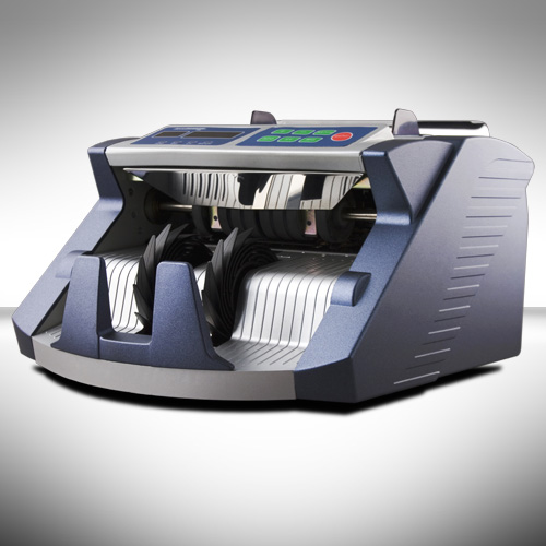 Image of AccuBanker AB-1100MGUV Commercial Digital Bill Counter with Magnetic and UV Counterfeit Detection