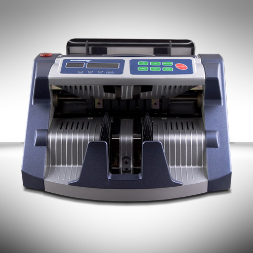 Image of AccuBanker AB-1100UV Commercial Digital Bill Counter with UV Counterfeit Detection