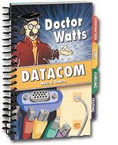 Image of Dr. Watts Pocket Datacom Guide