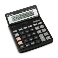 Image of Canon WS-1400H 14-Digit Dual Power Display Calculator