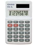 casio-hs-4g-basic-8-digit-solar-calculator