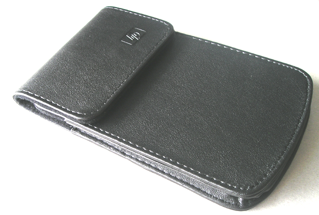 Image of Hewlett Packard HP-17BII Plus Original Calculator Case (Used)