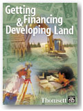 Image of Getting Financing & Developing Land