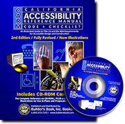 Image of California Accessibility Reference Manual Code & Checklist