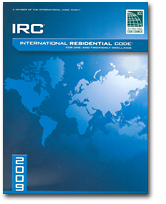 Image of 2009 International Residential Code for One- and Two- Family Dwellings