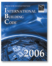 Image of 2006 International Building Code