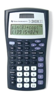 Image of Texas Instruments TI-30XIIS Scientific Calculator Teacher Kit